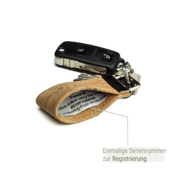 Schlüsselanhänger nachhaltig