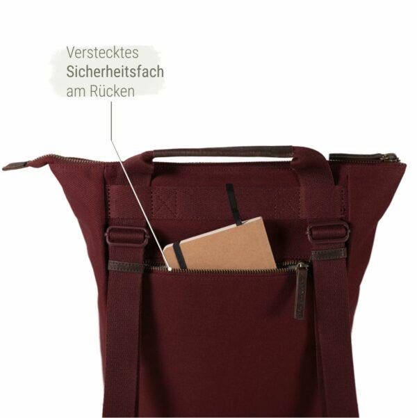 nachhaltiger Rucksack von Sperling