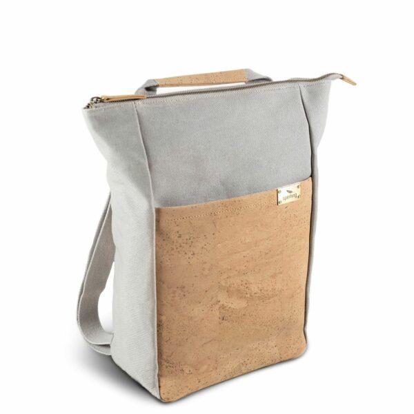 nachhaltiger Rucksack minimalistisch