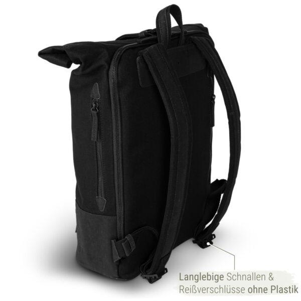 Sperling Rucksack in schwarz