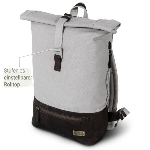 nachhaltig produzierter Rucksack