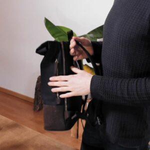 Rucksack Sicherheitsfach