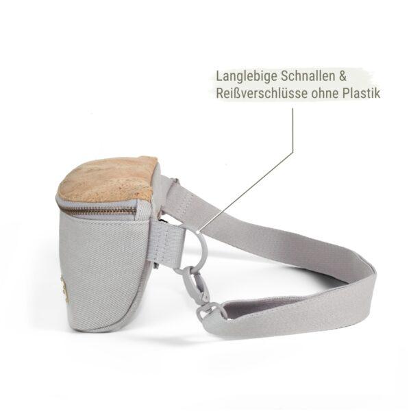 nachhaltige Hüfttasche