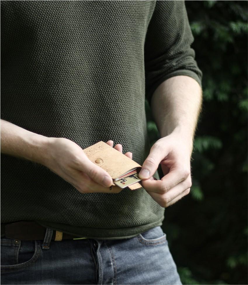 Mini Portemonnaie nachhaltig