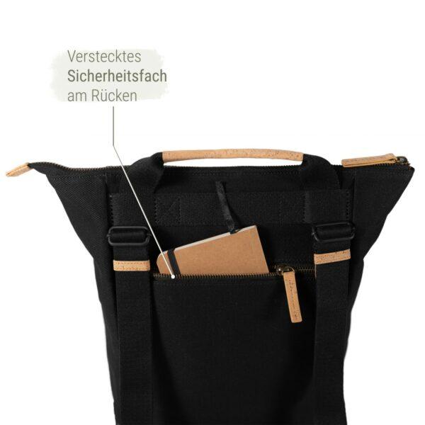 Rucksack Tasche Kork