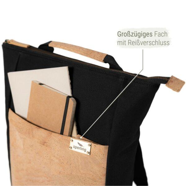 nachhaltiger Rucksack Tasche